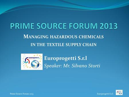 Managing hazardous chemicals in the textile supply chain