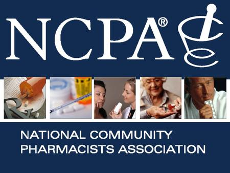 Understanding Mail Order Community pharmacists provide a valuable service desired by patients. Very rarely are mail order and community pharmacies allowed.