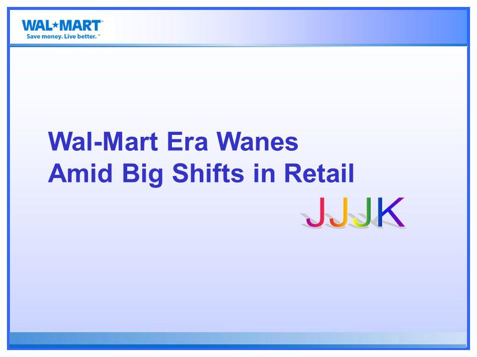 Walmart critical success factors