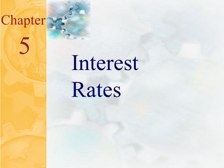 Key Concepts Understand different ways interest rates are quoted