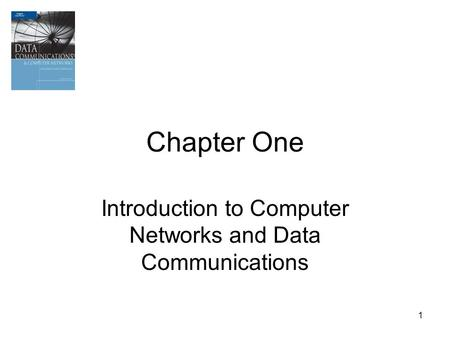an introduction to the networking on the computer Network interface: a network interface can refer to any kind of software interface to networking hardware for instance, if you have two network cards in your computer, you can control and configure each network interface associated with them individually.