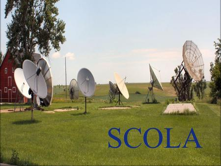 SCOLA. SCOLA is a content acquirer/provider. SCOLA is a content acquirer/provider. We import and re-transmit electronic and hard media from 105 countries.
