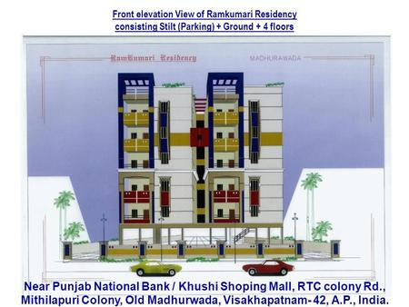Near Punjab National Bank / Khushi Shoping Mall, RTC colony Rd.,
