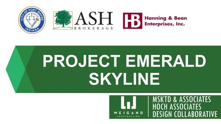PROJECT EMERALD SKYLINE