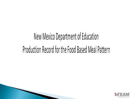 Federal Regulation (7 CFR Section 10.10(a)(3)) stipulates that Schools must keep production and menu records for the meals they produce. These records.