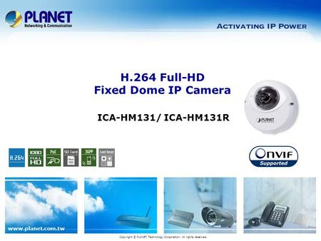 PLANET ICA-8500 IP CAMERA DRIVERS FOR WINDOWS MAC