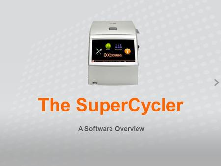 3/17 Dividend Street, Mansfield, 4122, Queensland, Australia phone: +61 7 3103 8560   web:  The SuperCycler A Software.