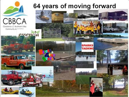 For 25 years the centre served the entire community with programs, activities, and events for all ages. It was where our community lived... and as we.