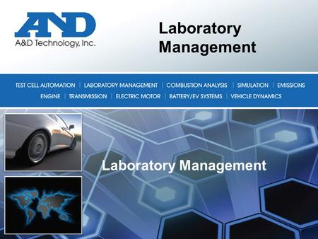 Abuse Testing Laboratory Management Laboratory Management.