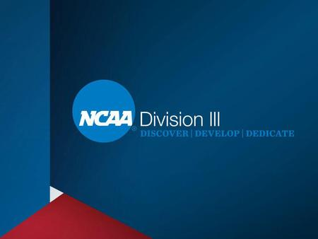 NCAA Division III Bylaw 17 Jeff Myers Jean Orr May 15, 2012.