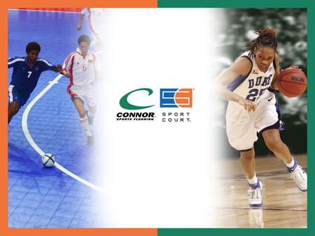 Connor Sports Flooring was founded in 1872, and Sport Court in 1974. In 2004, the two companies merged to offer customers a wider range of sport flooring.