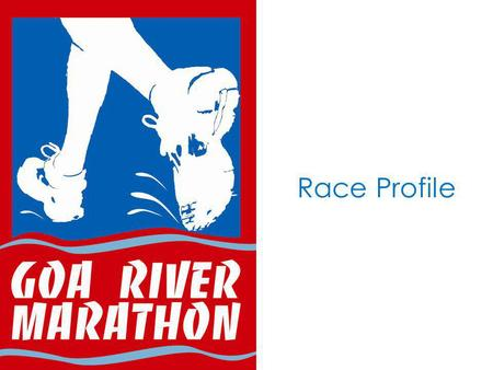 Race Profile. Serious Fun. Serious Run. Serious Fun. 4 th edition Dec. 8 th 2013.