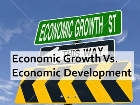 Economic growth is the increase of per capita gross domestic product (GDP) or other measure of aggregate income, typically reported as the annual rate.