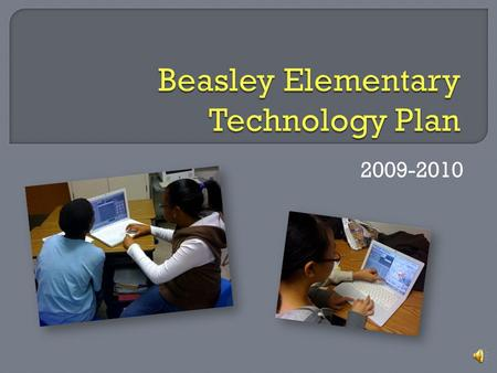 2009-2010 MISD is committed to facilitating life-long learning for all students and preparing them for a technologically changing world by creating equitable.