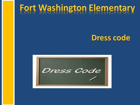 Fort Washington Elementary
