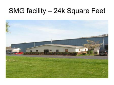 SMG facility – 24k Square Feet. Drilling We have 7 fully automated Excellon Drilling/ Routing machines. The drilling program is generated from the customer.