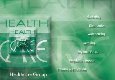 Healthcare Group. Vision To become the leading branded health related business in the Middle East and to be an outstanding business of integrity and inspiration.