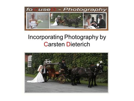 Incorporating Photography by Carsten Dieterich. foCuseD are passionate about photography and we specialise in providing the most stylish and contemporary.