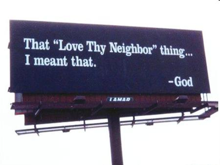 Love Thy Neighbor as Thyself Romans 13:8-10. Love Thy Neighbor as Thyself Leviticus 19:18 Thou shalt not avenge, nor bear any grudge against the children.
