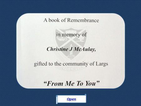 Open. I n remembrance of those we love Fondest memories of an adored son and brother Jonathan Scott Rae In loving memory of Jean Sergison Words Of Dedication.