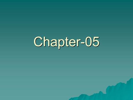 Chapter-05. Termination of Contract Definition When the rights and obligations arising out of a contract are extinguished, the contract is said to be.