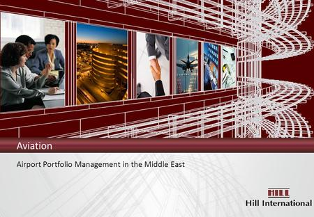 Airport Portfolio Management in the Middle East Aviation.