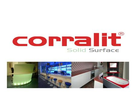 Watt is Corralit ? Corralit is an original solid material with an excellent surface produced by VAGNERPLAST. It is a sophisticated blend of natural minerals.