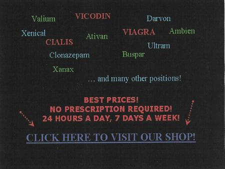 On-line, off-shore and Mexican pharmacies This list has been added because of the requests we receive for pharmaceutical advice. In particular, site visitors.