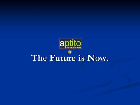 The Future is Now.. Welcome to the Digital Age. Exciting & Modern Digital Menus WOW Your Guests!