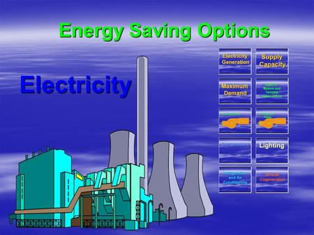 Energy Saving Options Electricity.