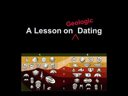 A Lesson on Dating Geologic. How old is old? How do you date a rock? Absolute Dating –Analogous to your age... i.e. an exact number –Often found using.