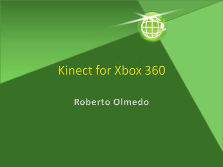 Kinect is an accessory for the Xbox 360 brings games and entertainment to life in extraordinary new ways with no controller required. Simply step in.