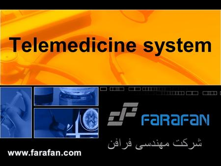 Telemedicine system. Our Goals Record and monitor patients medical vital signs and other parameters continuously by various devices Facilitate communication.