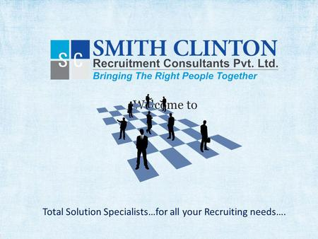 Welcome to Total Solution Specialists…for all your Recruiting needs….