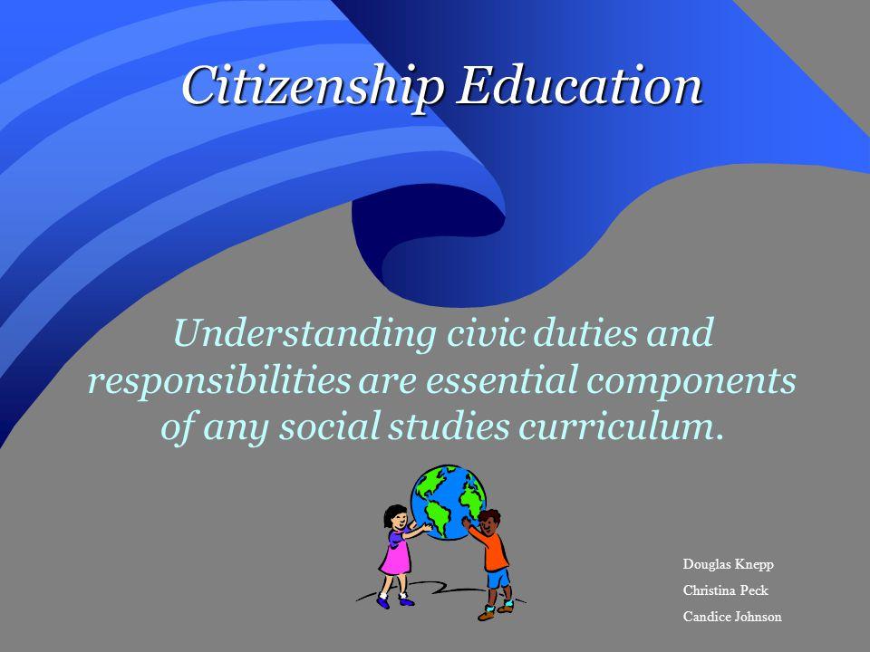 Civic Citizenship