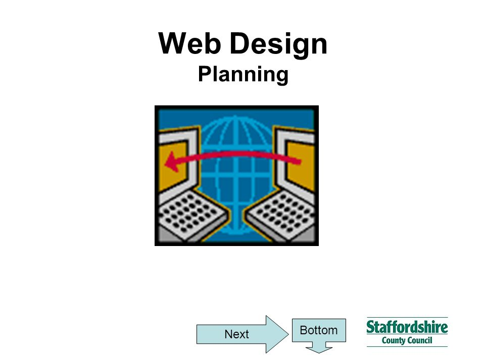 Web Design Planning Next Bottom Topics Plan Your Web Site Web Site Content Web Site Structure Web Site Common Layout Using Ms Publisher Ms Publisher Ppt Download