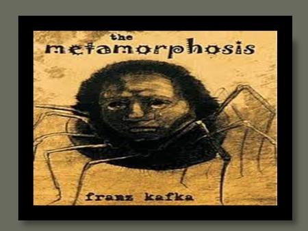 What is Metamorphosis? Metamorphosis is a novella written in 1912 by Franz Kafka. Novella: Longer, more complex than short stories Focuses on a limited.