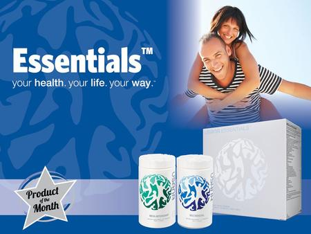 THE ESSENTIALS FOR GOOD HEALTH! Focus on regular exercise plus a healthy diet for good health.