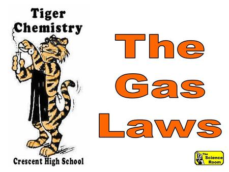 The Gas Laws.