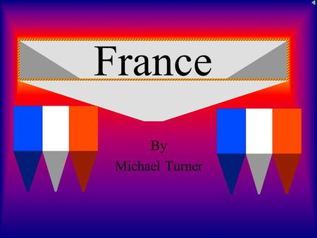 France By Michael Turner.