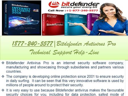 877-240-5577 Bitdefender Antivirus Total Protection Tech Support number
