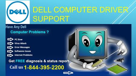 USA Help 1-844-395-2200 Dell Computer Support Phone Number
