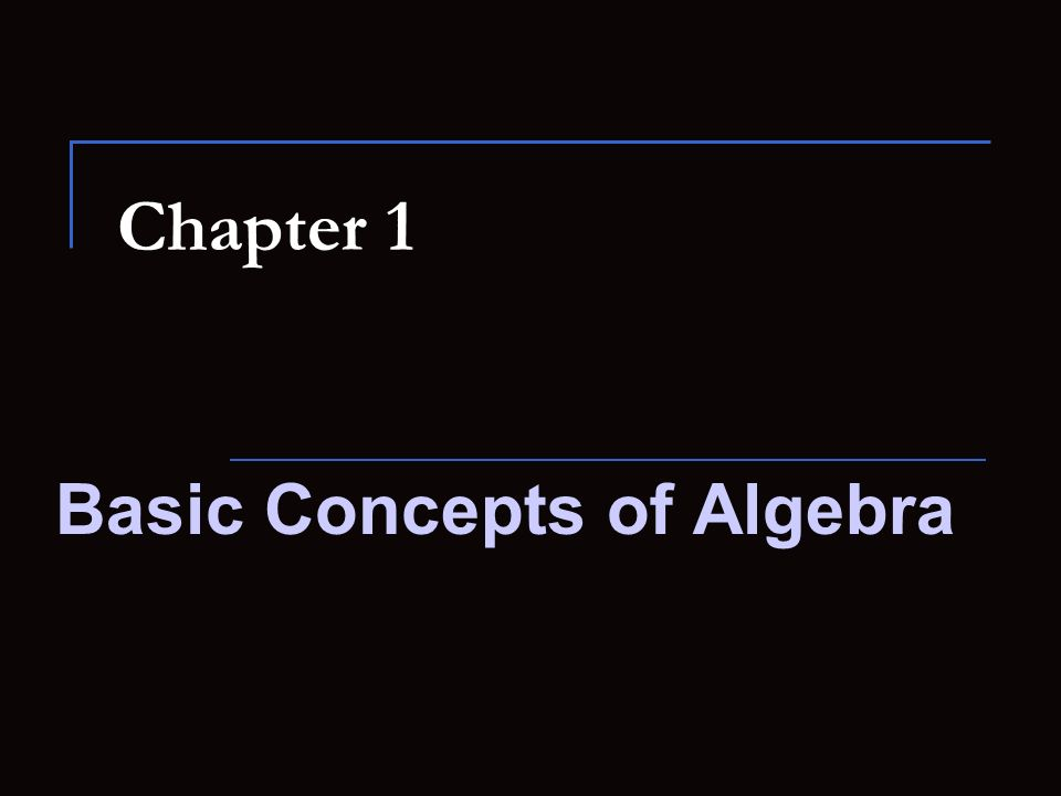 Type my algebra presentation how to write a good analytical report