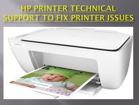 How to Fix HP Printer Error Code 0x83c ppt download