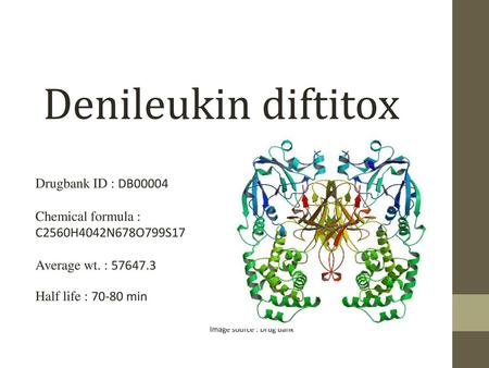 Id Db08898 Glucarpidase C1950h3157n543o599s7 Category Enzymes Ppt Download