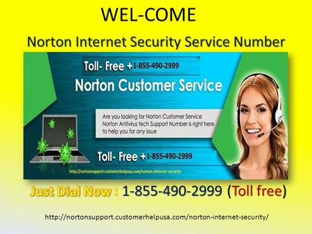 WEL-COME Norton Internet Security Service Number Norton Internet Security Service Number