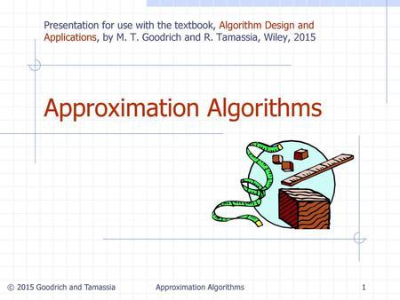 Combinatorial Algorithms - ppt video online download