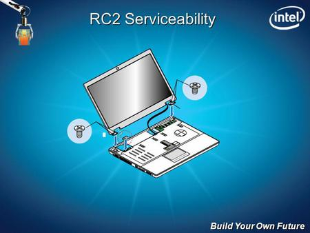 Build Your Own Future RC2 Serviceability. Build Your Own Future Safety and Ground Rules Before servicing, always remove A/C power from the unit and disconnect.