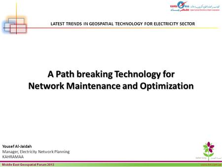A Path breaking Technology for Network Maintenance and Optimization
