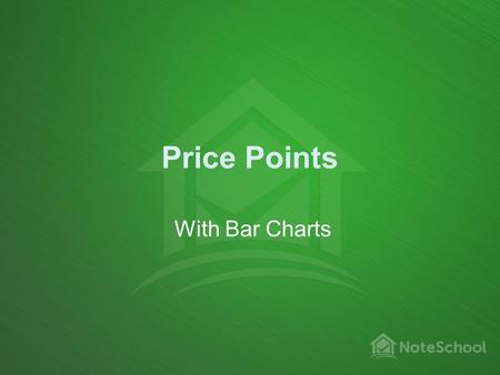 Price Points With Bar Charts. Investment to Value Ratio $45,000 - $65,000 $25,000 - $45,000 Under $25,000 $90,000 - $125,000 $65,000 - $90,000 Low Price.
